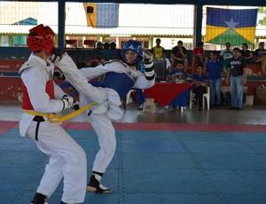 Campeonato Rondoniense de Taekwondo (Foto: Jheniffer Núbia)