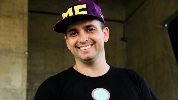 Michel Cordeiro é diretor artístico da companhia de dança JP Move (Foto: Divulgação/ Rodrigo Barboza)