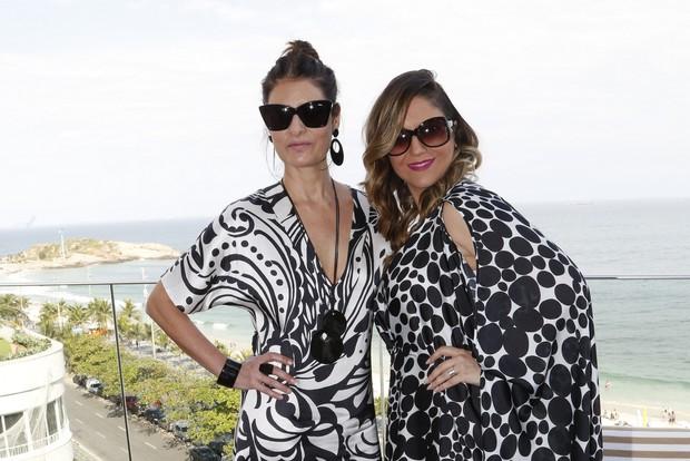 Fernanda Abreu e Maria Rita (Foto: Felipe Assumpção / Agnews)