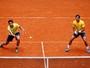 Melo e Soares vencem na estreia nas duplas, e Bellucci dá adeus em Paris