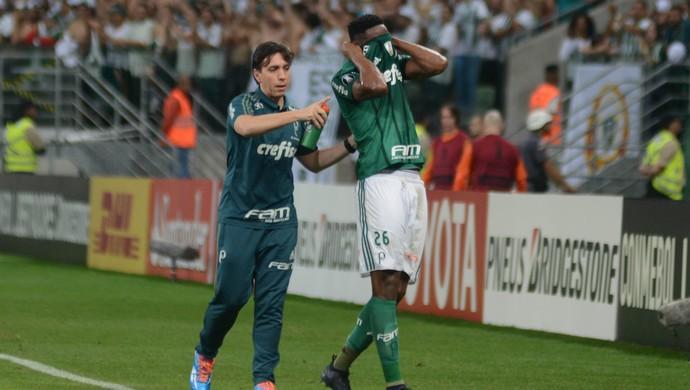 Yerry Mina Palmeiras (Foto: Antonio Cícero / Photopress / Estadão Conteúdo)