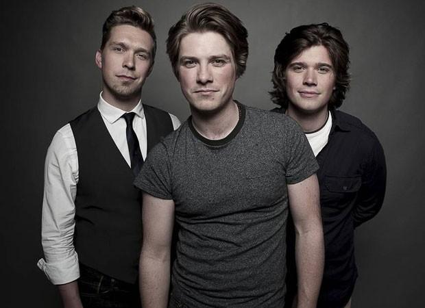 Isaac, Taylor e Zac Hanson (Foto: Divulgação)
