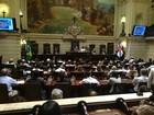 Projeto de lei prevê salário vitalício de R$ 15 mil para vereadores do Rio