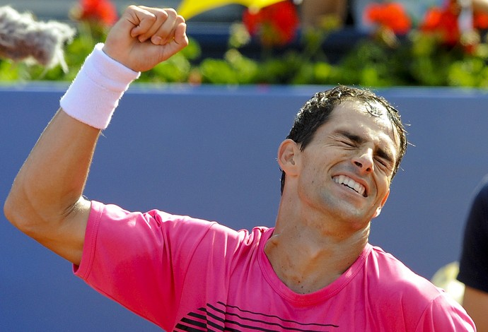 tenis santiago giraldo barcelona (Foto: AFP)