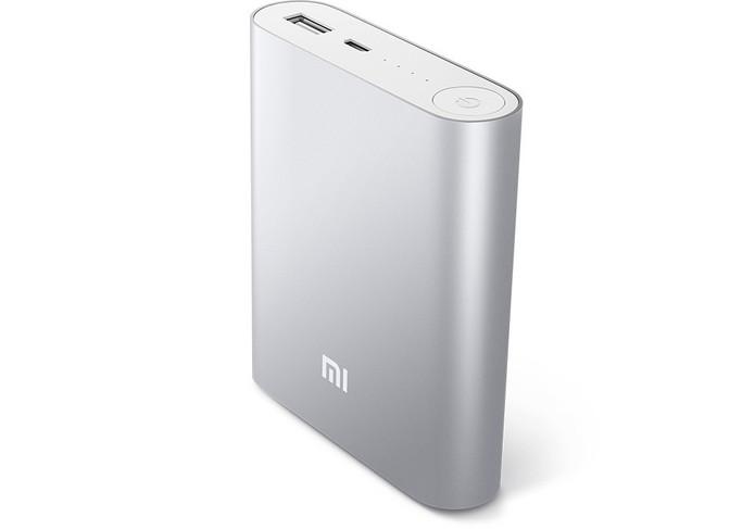 Mi Power Bank tem bom design e uma bateria de alta capacidade (Foto: Divulgação/Xiaomi)