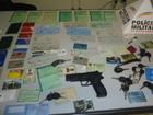 Homem é preso suspeito de receptação em Andradas, MG