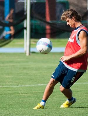 diguinho fluminense treino (Foto: Bruno Haddad / FluminenseFC)