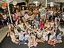 Quiosque da Globo comemorou quatro anos com atrações especiais