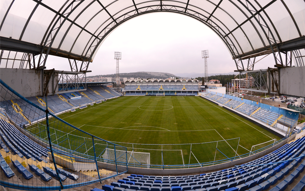 Podgorica Stadium Montenegro Inglaterra (Foto: Getty Images)