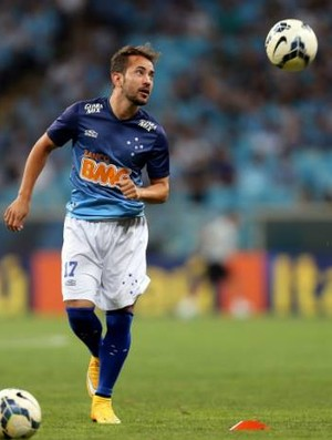Éverton Ribeiro, meia do Cruzeiro (Foto: Jefferson Bernardes/LightPress)