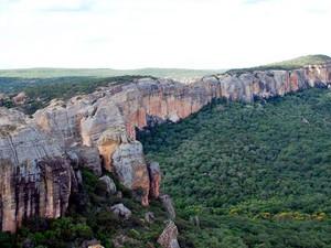 Serra da Capivara abriga mais antigos vestígios de homem da América. (Foto: AFP Photo/Joaquim Neto - FUMDHAM)