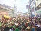 Terça-feira gorda começa com muito samba do Patusco, em Olinda