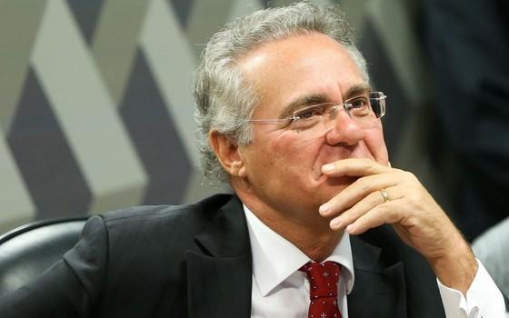 Renan Calheiros (Foto: Marcelo Camargo/Agência Brasil)