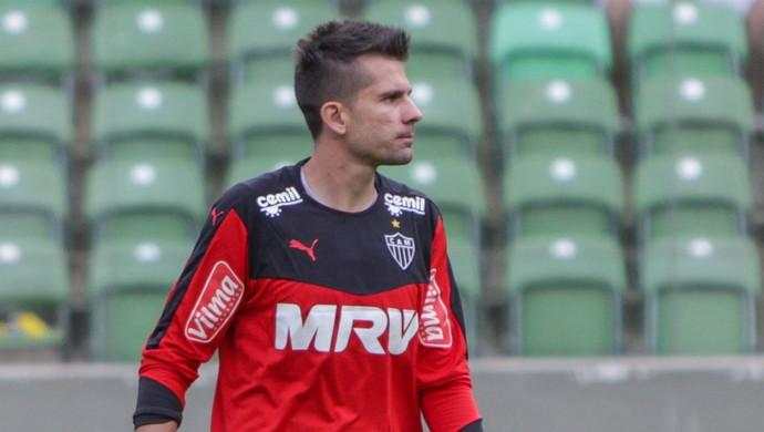 Victor, goleiro do Atlético-MG (Foto: Bruno Cantini)