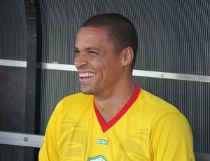 Marcelo Galvão, novo goleiro do Santa Cruz-RN (Foto: Canindé Pereira/Divulgação)