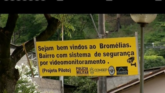 Moradores instalam câmeras de segurança em bairro de Timóteo