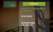 Confira os eventos da agenda rural na região de Presidente Prudente (Reprodução/TV Fronteira)