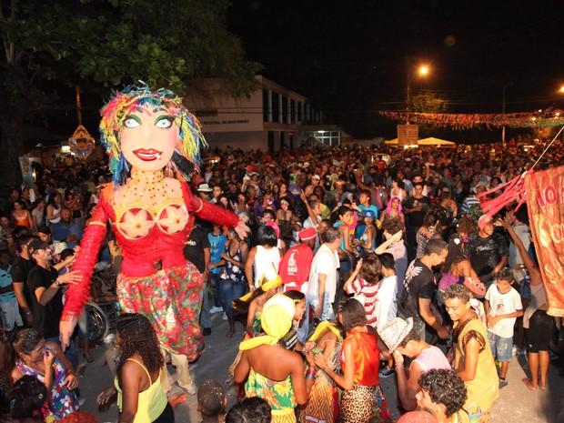 Banda Bandida faz uma prévia neste sábado, na segunda concentração do Bloco da Imprensa (Foto: Biaman Prado/O Estado)