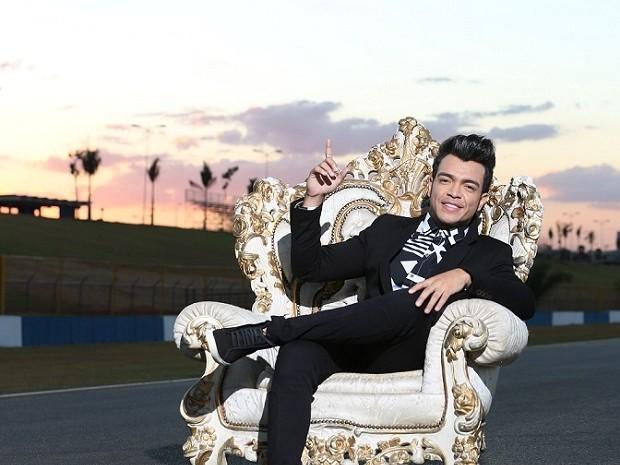 Cantor de arrocha Thiago Brava se apresenta na Villa Mix Brasília no próximo dia 30 (Foto: Rubens Cerqueira)