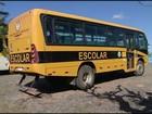 Transporte escolar é apreendido e alunos ficam sem ir à escola no ES