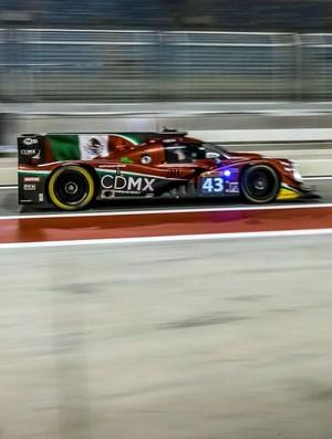 Bruno Senna nas 6 Horas do Bahrein