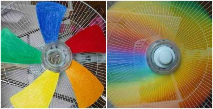 Uma bela visão colorida e bem fácil de fazer (Foto: Reprodução)