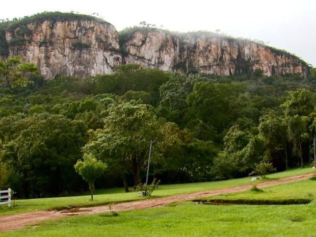 Guapé (Foto: Reprodução EPTV)