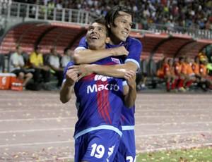 Rubén Botta gol Tigre (Foto: EFE)