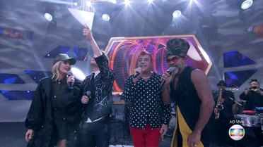 Técnicos do The Voice abrem a final do BBB 17