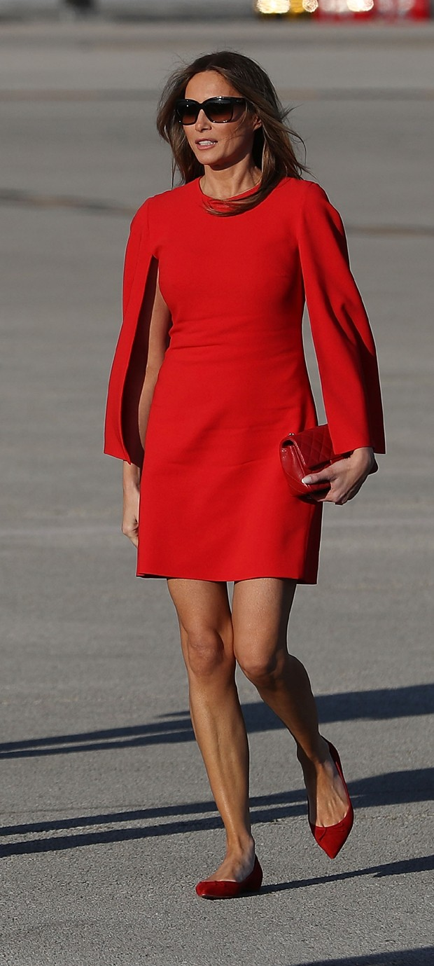 Melania Trump (Foto: Getty Images)