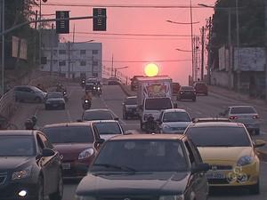 Tempo deve ficar aberto e sem chuvas no Acre (Foto: Reprodução/TV Acre)