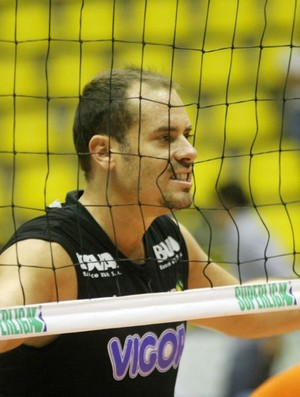 Ricardinho V&#244;lei Futuro Superliga final (Foto: Alexandre Arruda/CBV)