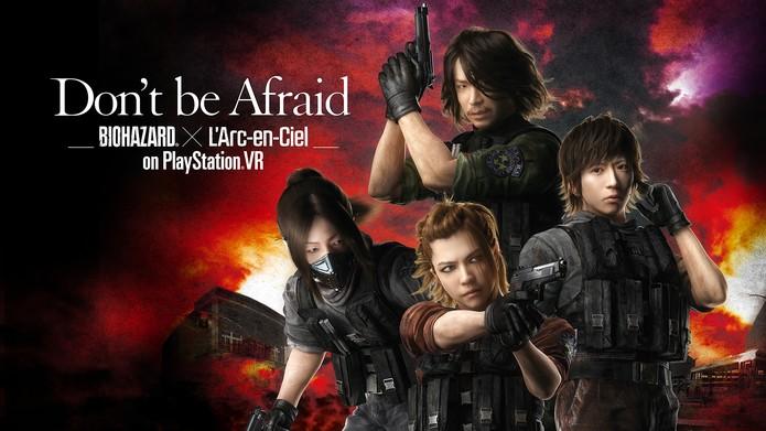 Dont Be Afraid (Foto: Reprodução/Felipe Vinha)