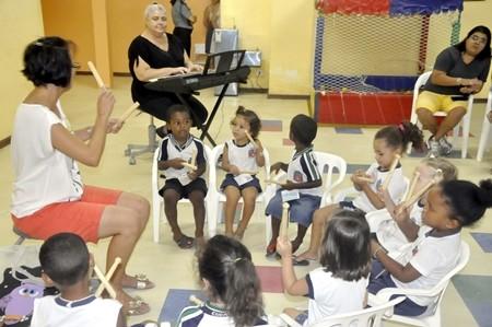 Creche de Cubatão (Foto: reprodução)