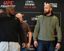 Derrick Lewis usa problema pessoal de Browne como motivação para luta