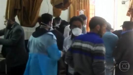 EUA dizem que Assad prepara novo ataque químico na Síria