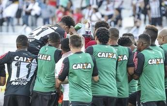 Atlético-MG aproveita falhas da Ponte, vence outra e cola em Palmeiras e Fla