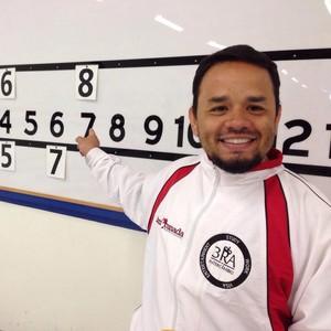 Márcio Cerquinho também representa o Amazonas no Canadá (Foto: Divulgação)