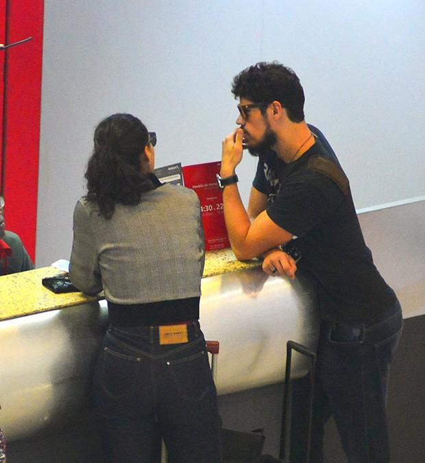 José Loretto e Débora Nascimento (Foto: Willian Oda/ Agnews)