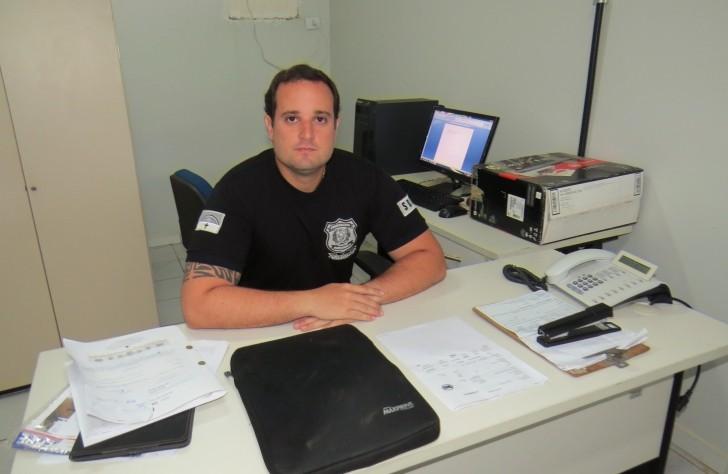 Delegado Igor Leite