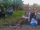 Rapaz de 21 anos torna-se 6ª vítima fatal de acidente em Pirapozinho