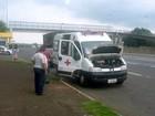 Quadrilha faz pacientes de Tabatinga reféns em sequestro de ambulância