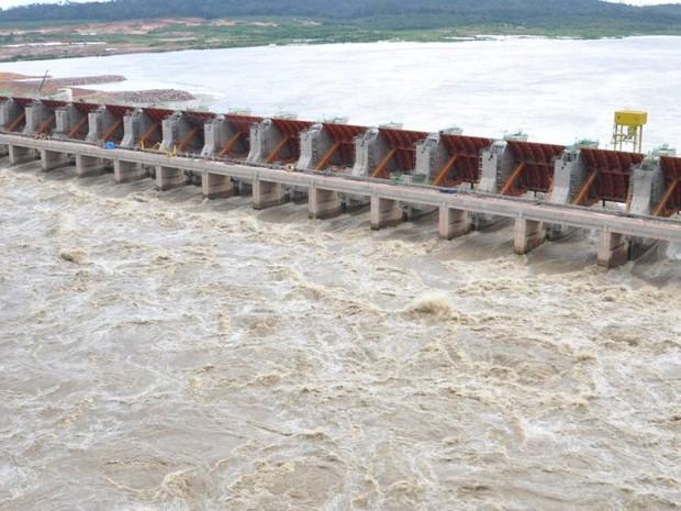 Usina Jirau (Foto: Energia Sutentável/ Divulgação)