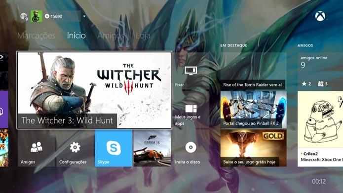 Xbox One: confira dicas para resolver travamentos e erros em jogos (Foto: Reprodução/Murilo Molina)