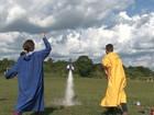 Estudantes de Cacoal, RO, participam de projeto de lançamento de foguetes