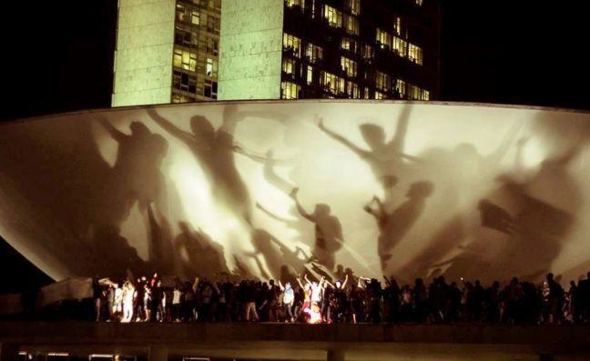 Cerco ao Congresso (Foto: Arquivo Google)