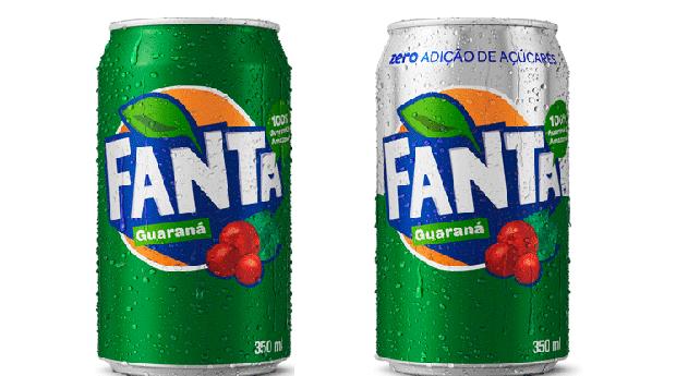 Nova Fanta sabora guaraná (Foto: Divulgação)