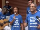 Compositor mineiro disputa final de samba de escola do Rio de Janeiro