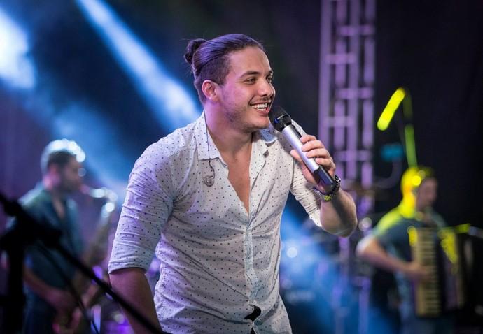 Fique ligado na transmissão exclusiva do show do Wesley Safadão em Curitiba (Foto: Divulgação)