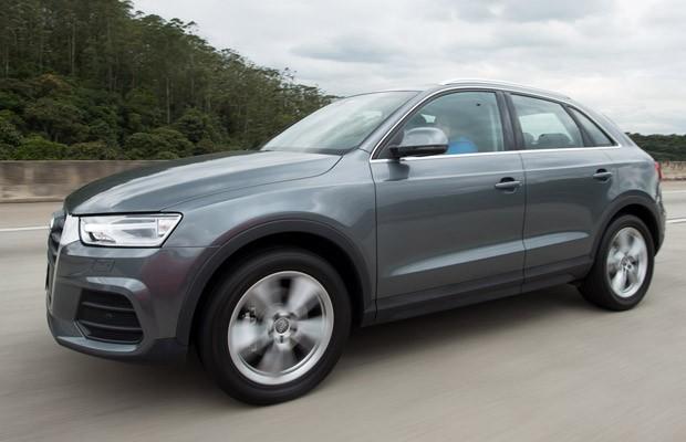 Audi Q3 2016 (Foto: Flavio Moraes/G1)
